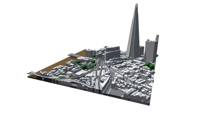 3D Model   Level 2   London Sample 3D Model