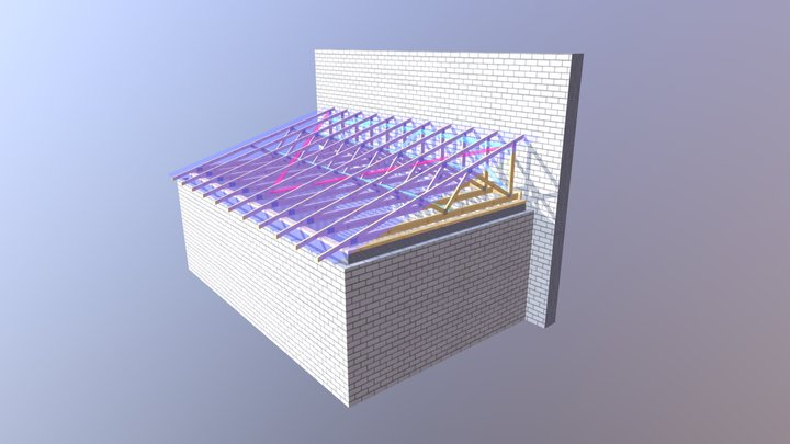 Mr Rushworth 3D Model