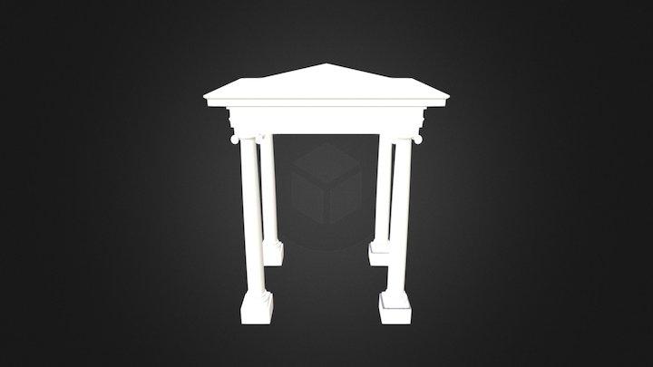 FOAM MODEL 3D Model
