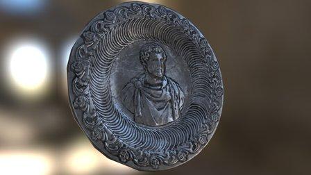 Rome: Fantasy Pack 1 - Bowl 3D Model