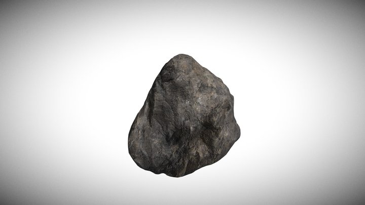 Rock1 3D Model
