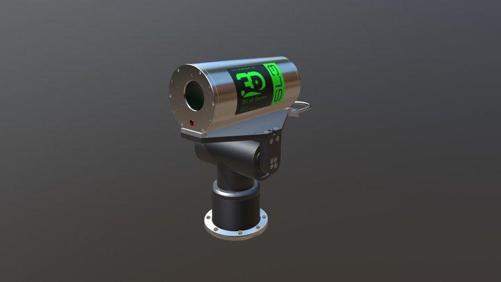 SL3 3D Model