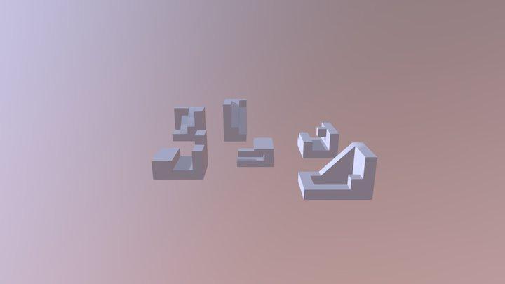 Formas 3D Model