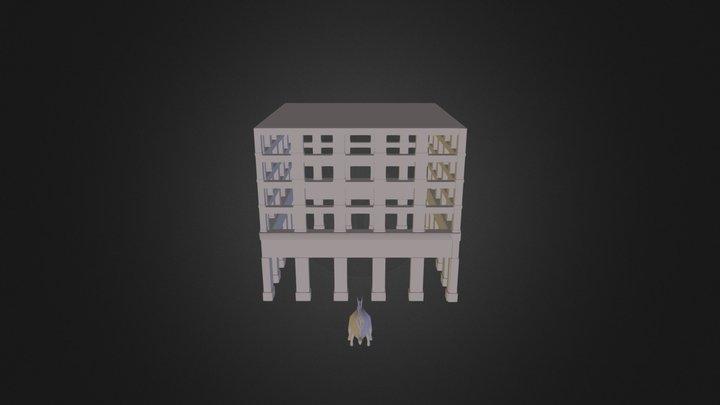 Stegosauros 3D Model