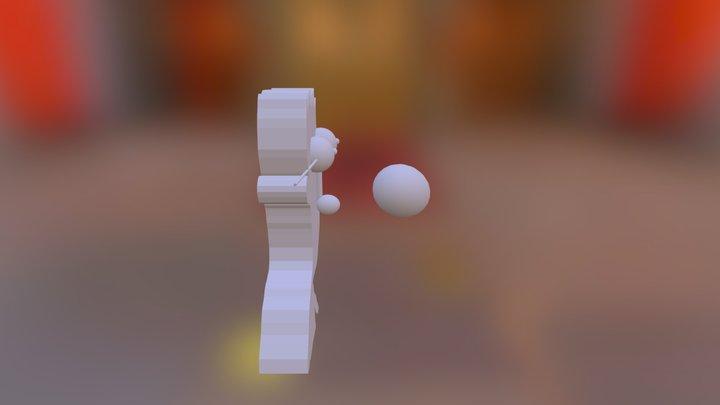 Escena 3D Model