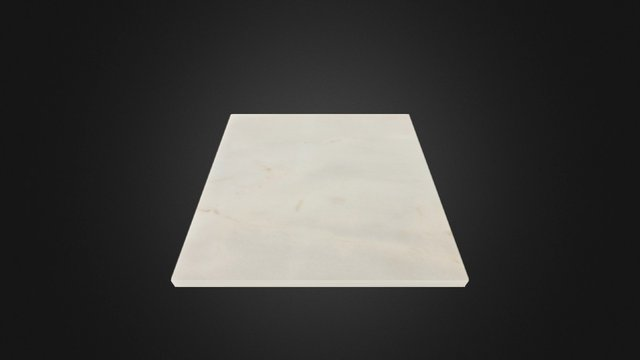 LSI Stone WHITE ESTREMOZ 3D Model