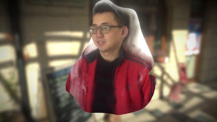 Hao Zhang 3D Model