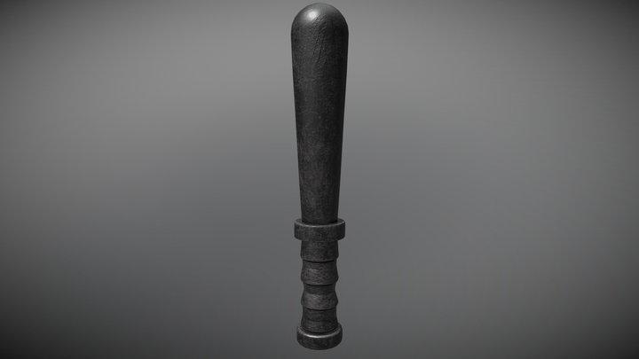 Truncheon 3D Model