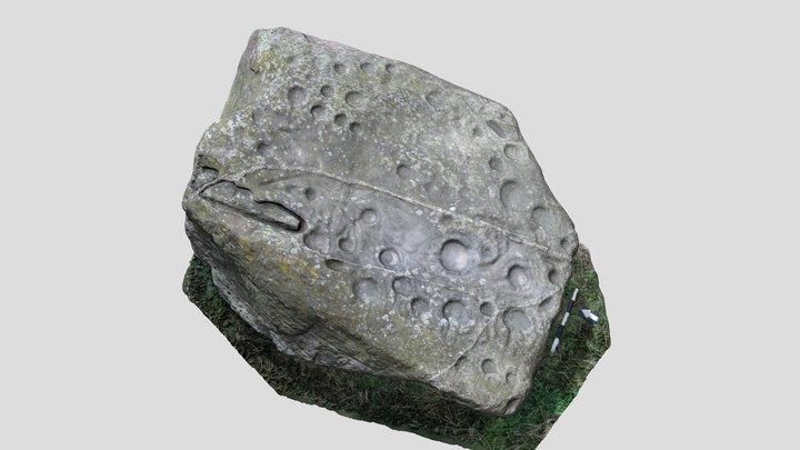 Corskellie 3D Model