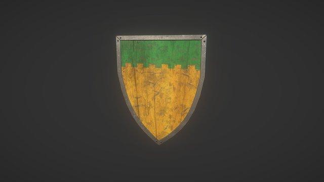 Heater Shield 3D Model