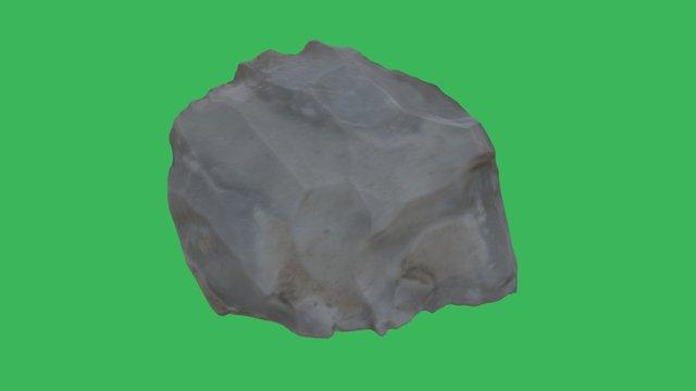 Flint core 3D Model