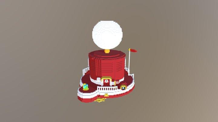 The Odyssey 3D Model