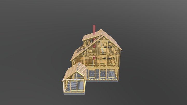 106901 3D Model