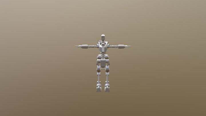Mk2 Attempt V 0.11 3D Model