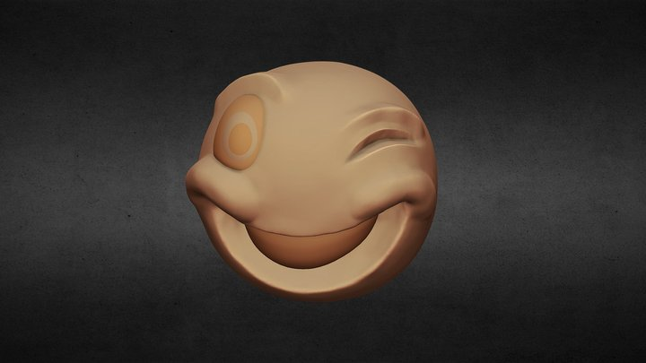 Day 02 - Mood : Delight 3D Model