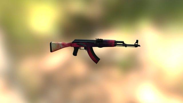 AK-47 | Boreal 3D Model