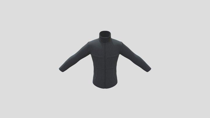 Advanced Game Characters - Week 2 Jacket 3D Model