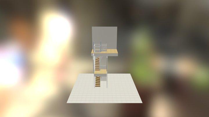 Staflin 3D Model