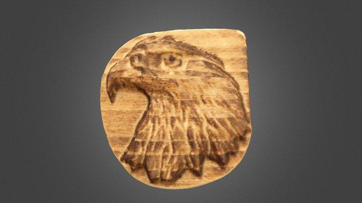 Eagle Keychain |21design 3D Model