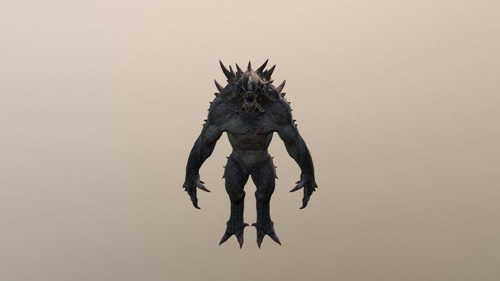Goliath(Evolved) 3D Model
