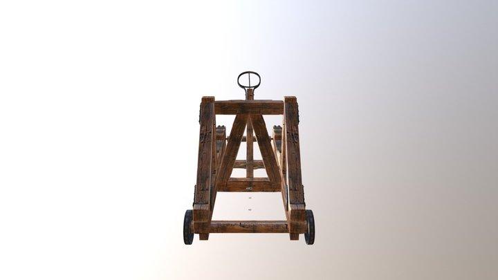 Catapult- Tiffany- Vang-2018 3D Model