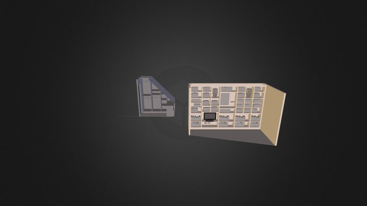 Dressing Crach Visu 3D Model