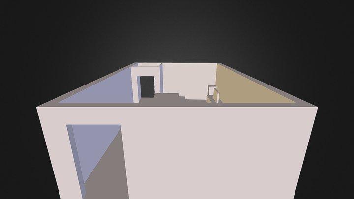 Model 3D casa 3D Model