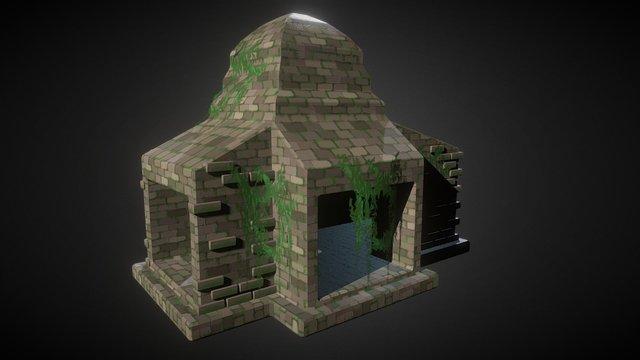 Building Asset for game 3D Model