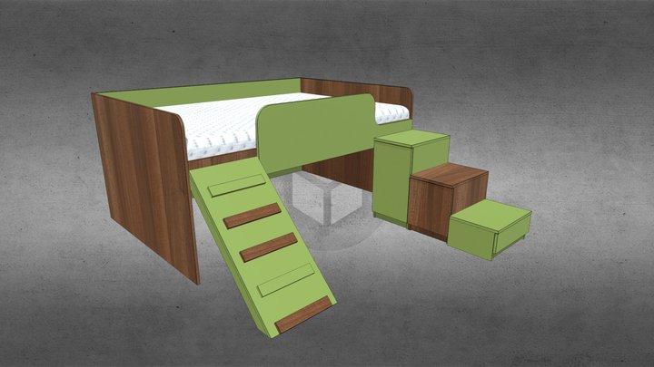 Pat BC 3D Model