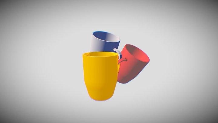 FBX Tes C4D 3D Model