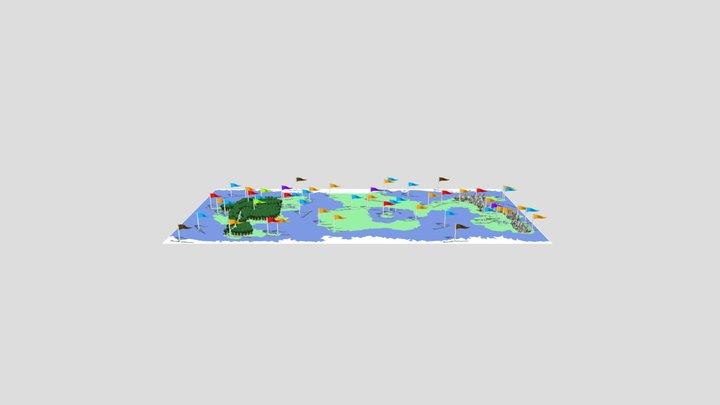 3December2020 Day 16: Fantasy 3D Model