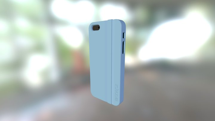 iPhone Snapz 3D Model