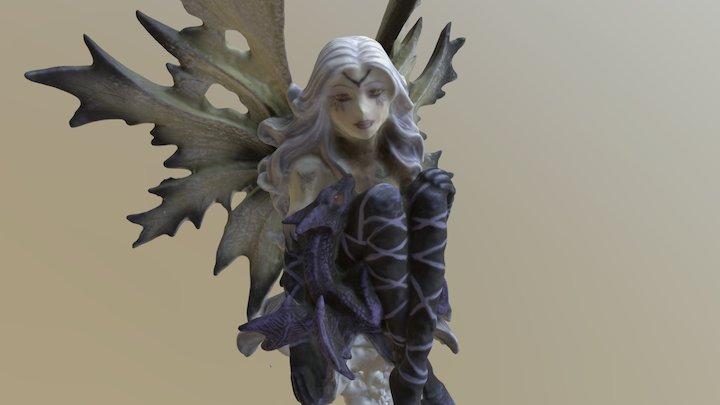 Fada Asseguda - 001 3D Model