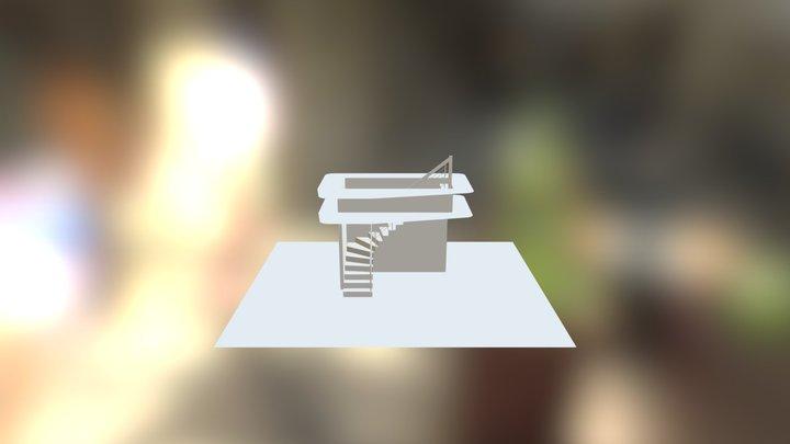 722A - KUBI 3D Model