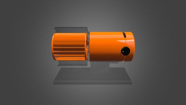 Blade Runner Prop Braun HL70 3D Model
