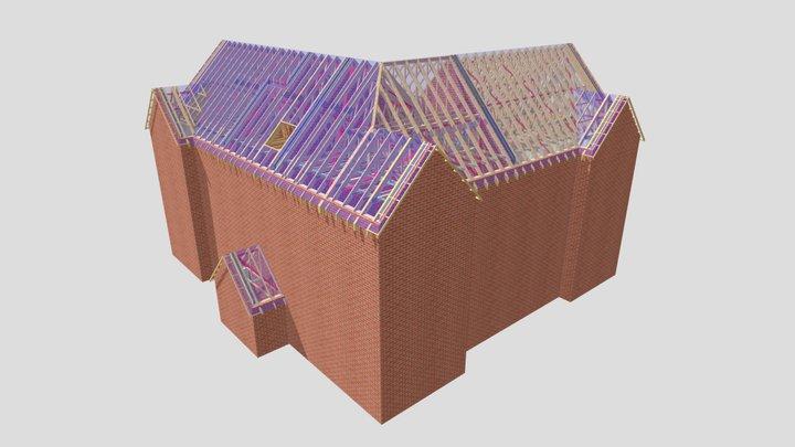 Plots 1-9 3D Model