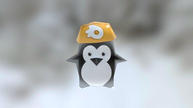 BACK Mascot 3D Model