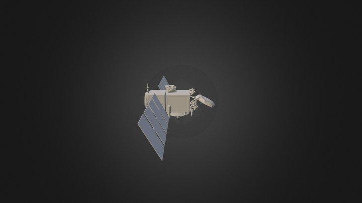 J3 Sc Jpl 022615 3D Model