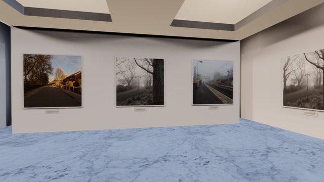 Instamuseum for @jasonhindle 3D Model