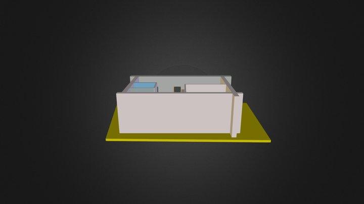 22222222222222 3D Model