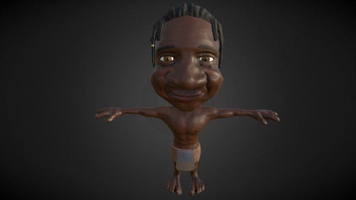 Abba 3D Model
