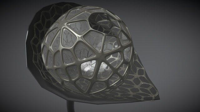 Birdlamp Floor Materials 3D Model