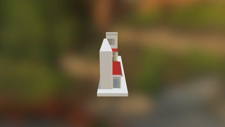 Recupero locali uso ufficio 3D Model