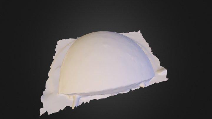 Kresge Initial Trimmed 3D Model