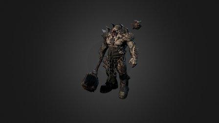 Boss from RESTORE 3D Model