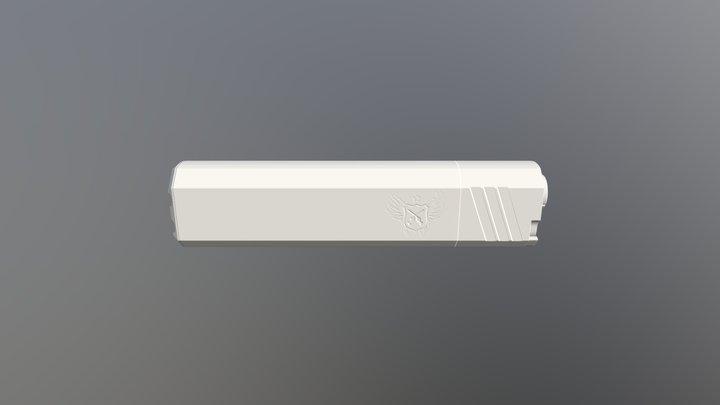 Osprey Normal 3D Model