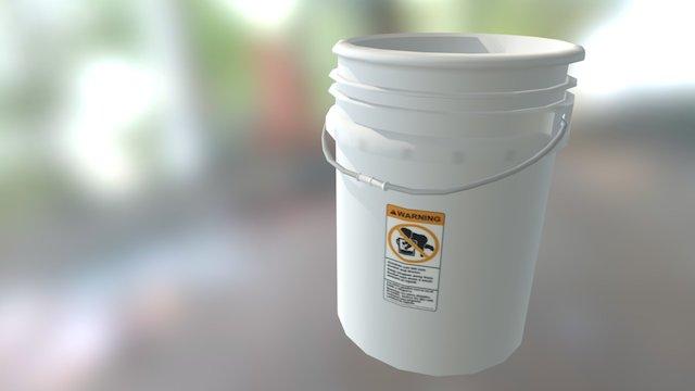 Bucket 3D Model