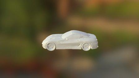 Ferrari Hamann 3D Model