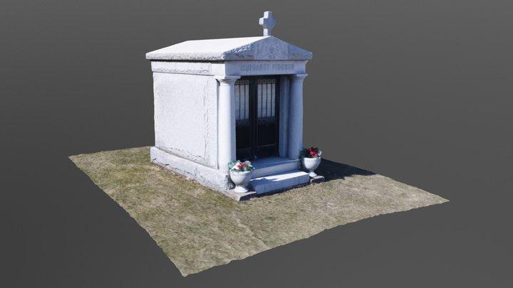 Anderson Mausoleum 3D Model