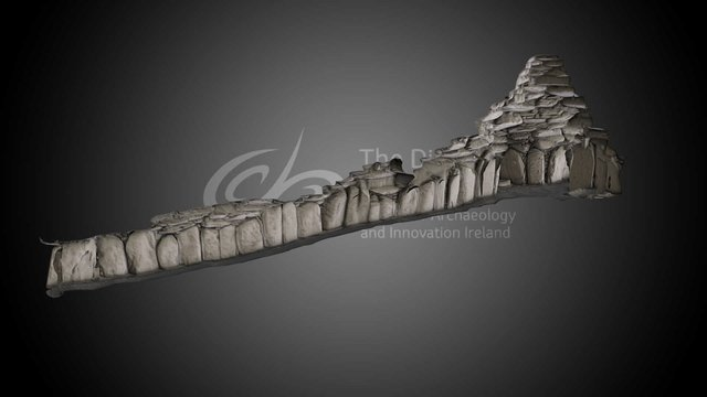 Newgrange, Co. Meath 3D Model